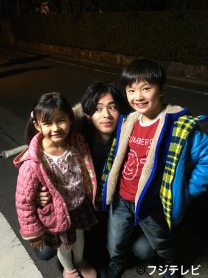 成田凌と子供